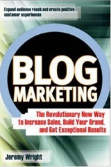 Blog Marketing cover
