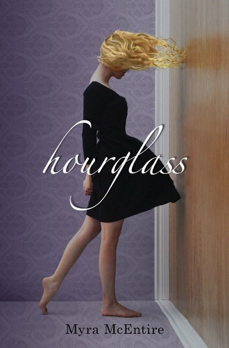 Houglass by Myra McEntire cover