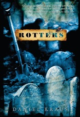 Rotters by Daniel Kraus book cover